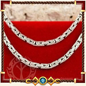 Цепочки браслеты и шнуры из серебра, золота и кожи в Твери